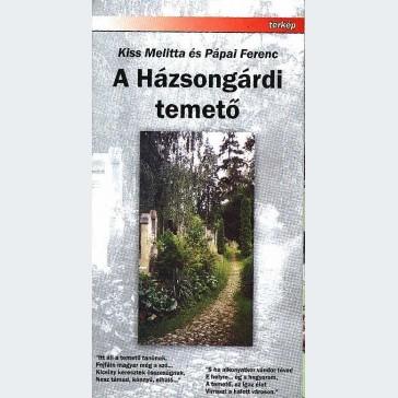 A Házsongárdi temető térkép