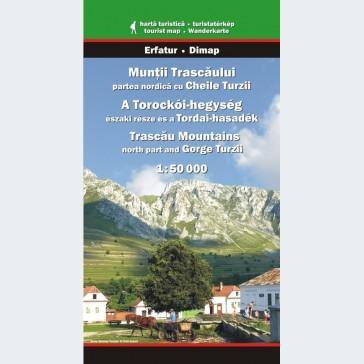 A Torockói-hegység északi része és a Tordai-hasadék