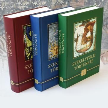 Székelyföld története (3 kötet)