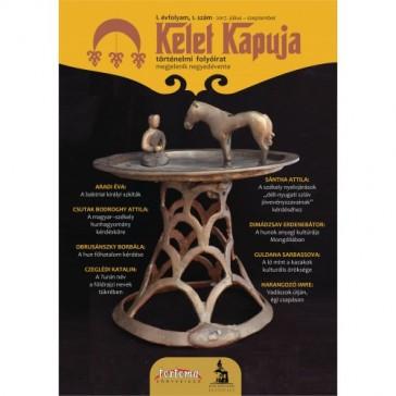 Kelet Kapuja történelmi folyóirat 2017/1.
