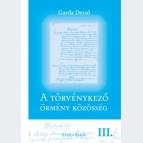 A törvénykező örmény közösség - 3 kötet