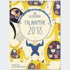 Gutenberg Falinaptár 2018