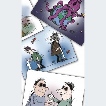 Karikatúra füzet 1