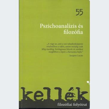 Kellék 55. Pszichoanalízis és filozófia