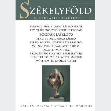 Székelyföld Kulturális Folyóirat