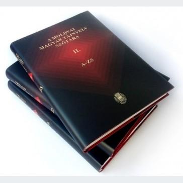 A moldvai magyar tájnyelv szótára (1.2-2. kötet)