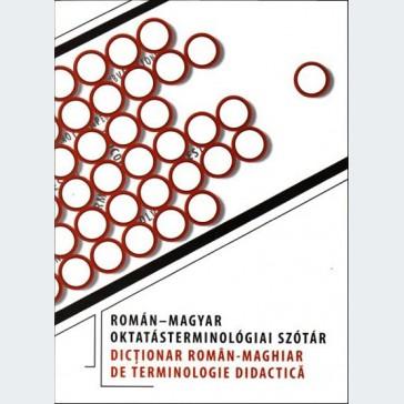 Román–magyar oktatásterminológiai szótár
