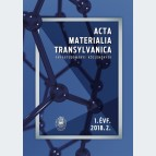 Acta Materialia Transylvanica 1 évf. 2018. 2