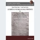 Az Erdélyi Unitárius Egyház története (II.kötet)