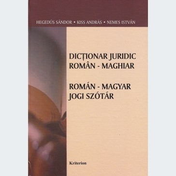 Román–magyar jogi szótár
