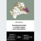 Kontaktusjelenségek az erdélyi magyar nyelvváltozatokban