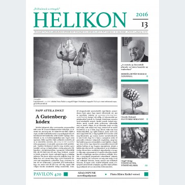 Helikon 2016/13