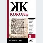 Korunk 2017/09 - Reformáció 500