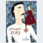 Gutenberg Falinaptár 2019