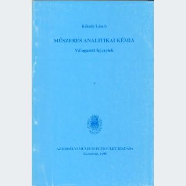 Műszeres analitikai kémia 1. kötet