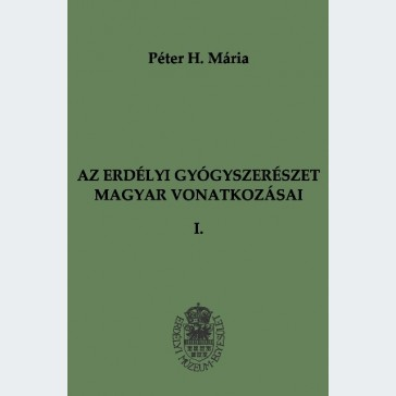 Az erdélyi gyógyszerészet magyar vonatkozásai