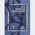 Acta Materialia Transylvanica 3 évf. 2020. 2