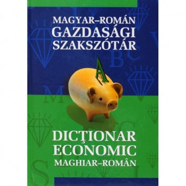 Magyar-román gazdasági szakszótár